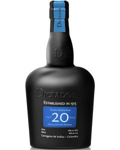 Dictador Rum 20 Year Old