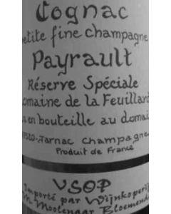 Payrault Cognac VSOP 70 cl